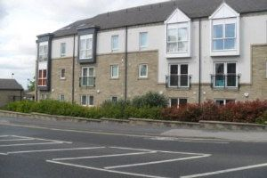 Thumbnail 1 bed flat to rent in Luna Apartments, Bradford, 0Eg