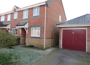 Thumbnail End terrace house to rent in Willow Court, Attleborough