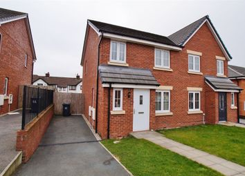 Thumbnail 3 bed semi-detached house for sale in Cavaghan Gardens, Off London Road, Carlisle, Cumbria