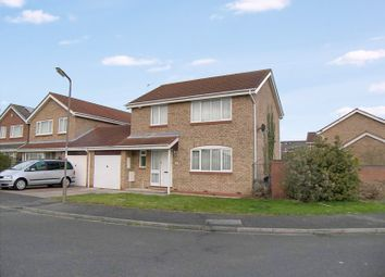Thumbnail 4 bed detached house for sale in Osier Court, Stakeford, Choppington