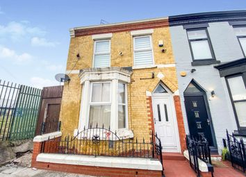 Thumbnail 3 bed end terrace house for sale in Cotswold Street, Liverpool