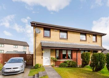 Thumbnail 3 bed semi-detached house for sale in Baldovan Crescent, Glasgow, Lanarkshire