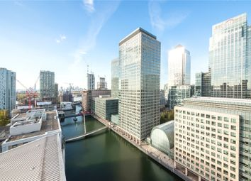 Thumbnail 3 bed flat for sale in Discovery Dock Apartments East, 3 South Quay Square, London