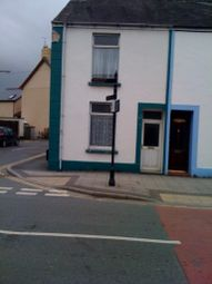 Thumbnail 2 bed end terrace house to rent in St John Street, Whitland
