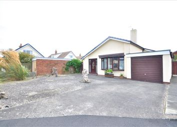 Thumbnail 3 bed detached bungalow for sale in Medway Avenue, Larkholme, Fleetwood, Lancashire
