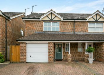 4 bed semi-detached house to rent in St. Thomas Close, Chilworth GU4