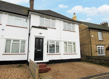 Thumbnail 2 bed flat to rent in Manor Court, Manor Road, Walton-On-Thames