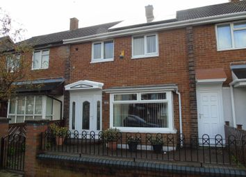 Thumbnail 3 bedroom terraced house for sale in Brunswick Road, Sunderland