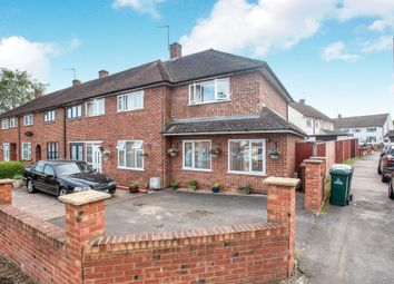 Thumbnail 5 bed end terrace house for sale in Gleneagles Close, Watford