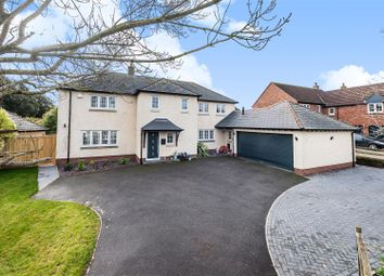 Thumbnail 4 bed detached house for sale in Bradbeers, Trull, Taunton