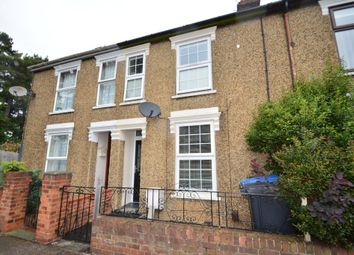 Thumbnail 3 bed terraced house for sale in Stanley Avenue, Ipswich