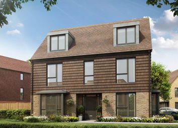 "Thumbnail 5 bedroom detached house for sale in ""Gainsborough"" at The Green, Upper Lodge Way, Coulsdon"