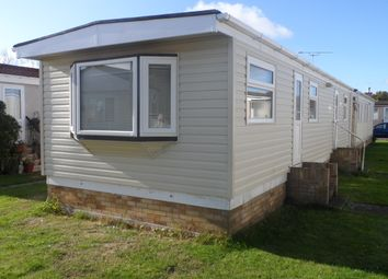 Thumbnail 2 bedroom mobile/park home for sale in St Osyth Road East, Little Clacton