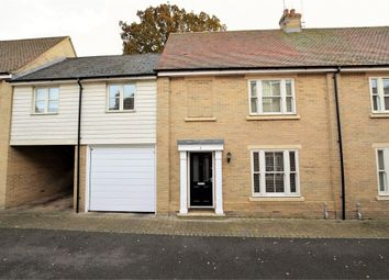 Thumbnail 3 bedroom semi-detached house for sale in Barley Close, Mistley, Manningtree, Essex