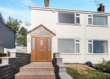 Thumbnail 3 bed semi-detached house for sale in Llanrhos Road, Penrhyn Bay, Llandudno, North Wales