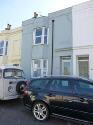 Thumbnail 3 bed terraced house to rent in Student House - Hampden Road, Brighton