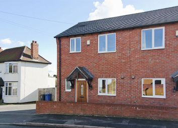 Thumbnail 2 bed semi-detached house to rent in High Street, Chase Terrace, Burntwood
