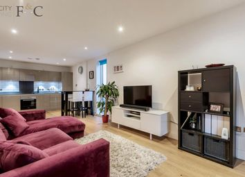 Thumbnail 2 bed flat for sale in Barry Blandford Way, London