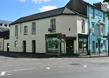 Thumbnail Restaurant/cafe for sale in Pembroke Street, Pembroke Dock, Pembrokeshire