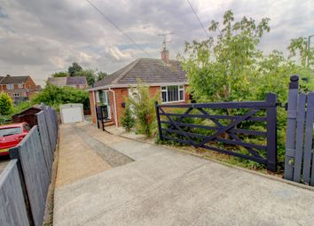 Thumbnail 2 bed bungalow for sale in Colins Walk, Scotter, Nr. Gainsborough