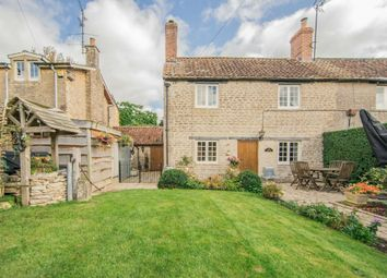 Thumbnail 2 bed cottage for sale in School Lane, Grittleton, Chippenham, Wiltshire