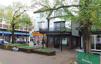 Middle Row, Ashford, Kent TN24. Retail premises to let