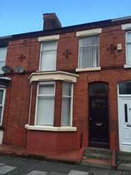Thumbnail 3 bed terraced house to rent in Coventry Road, Wavertree, Liverpool