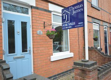 Thumbnail 3 bed terraced house for sale in Shaw Street, Ruddington, Nottingham