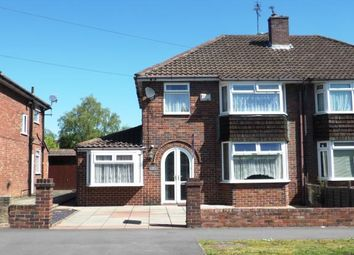 Thumbnail 3 bed semi-detached house for sale in Saughall Road, Blacon, Chester, Cheshire