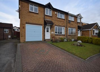 Thumbnail 4 bed semi-detached house to rent in Pinfold Close, Bridlington