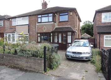 Thumbnail 3 bed semi-detached house for sale in Capesthorne Road, Hazel Grove, Stockport