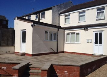 Thumbnail 2 bed flat to rent in Mount Street, Hednesford, Cannock