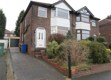 Thumbnail 3 bed semi-detached house to rent in Agecroft Road East, Prestwich, Manchester