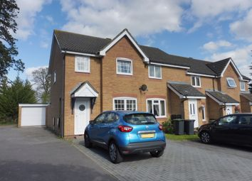 Thumbnail 3 bed end terrace house for sale in Monterey Drive, Havant