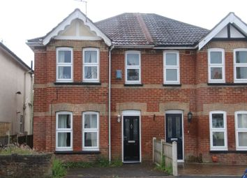 Thumbnail 3 bedroom semi-detached house to rent in Malmesbury Park Road, Bournemouth