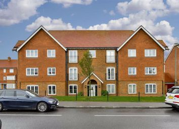 Thumbnail 2 bed flat for sale in 47 Preston Manor Road, Tadworth, Surrey