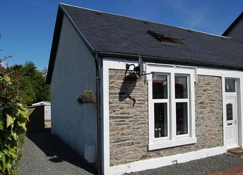 Thumbnail 2 bed cottage for sale in John Street, Dunoon, Argyll And Bute