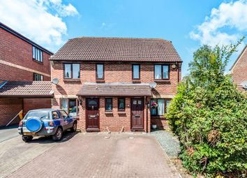 Thumbnail 3 bedroom semi-detached house for sale in Hamble Road, Didcot