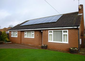 Thumbnail 4 bed detached bungalow for sale in The Limes, Beckingham, Doncaster