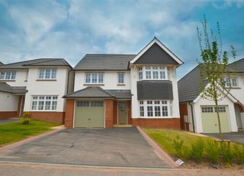 Thumbnail 4 bedroom detached house to rent in Kestrel Way, Dawlish, Devon