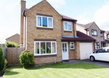 Thumbnail 3 bedroom detached house for sale in Manor Drive, Wragby, Market Rasen
