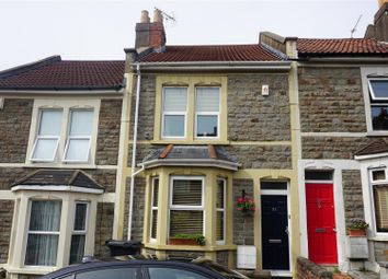 Thumbnail 2 bed terraced house for sale in Rugby Road, Brislington, Bristol