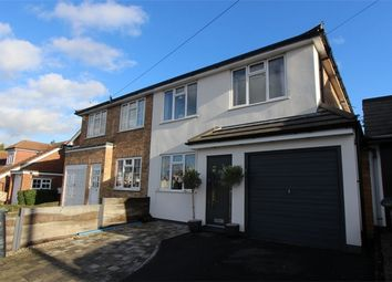 Thumbnail 4 bed semi-detached house for sale in 17A Bellhouse Road, Leigh-On-Sea, Essex