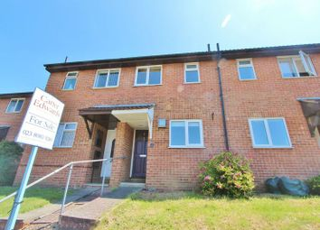 Thumbnail 2 bedroom terraced house for sale in Vineyard Close, Southampton