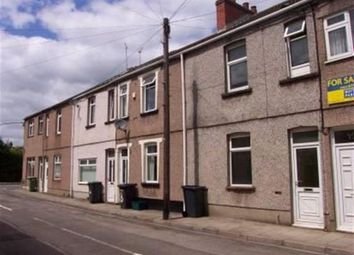 Thumbnail 2 bed property to rent in Coronation Street, Risca, Newport