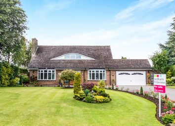 Thumbnail 4 bed detached house for sale in Steyning Lane, Swineshead, Boston