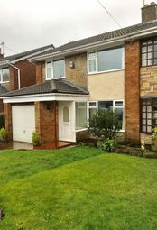 Thumbnail 3 bed semi-detached house to rent in 26 Robin Hill Drive, Standish