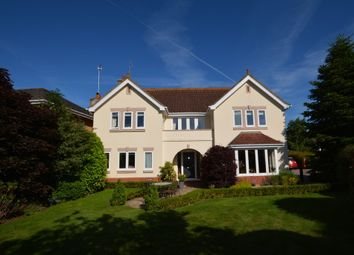 Thumbnail 4 bed detached house for sale in Belfry Lane, Collingtree Park, Northampton