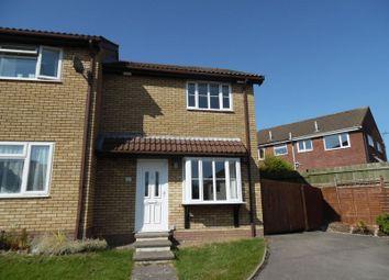 3 bed terraced house to rent in Fairoak Chase, Brackla, Bridgend CF31