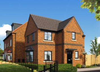 "Thumbnail 3 bed property for sale in ""The Sinderby At Woodford Grange"" at Woodford Lane West, Winsford"